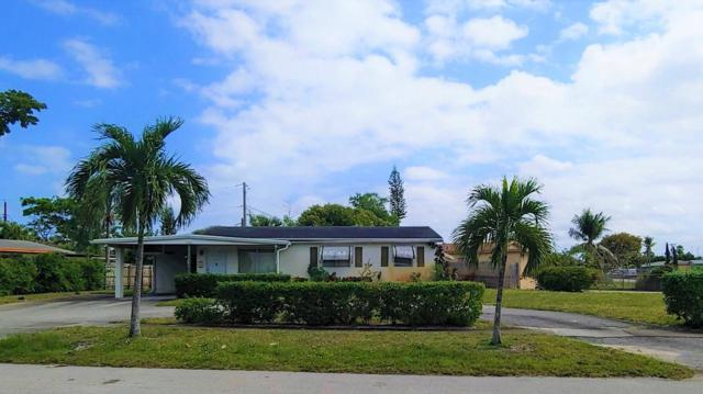 3700 NW 4 Avenue, Deerfield Beach, FL 33064 (MLS #RX-10513735) :: EWM Realty International
