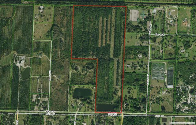 14563 North Road, Loxahatchee Groves, FL 33470 (#RX-10513800) :: Ryan Jennings Group