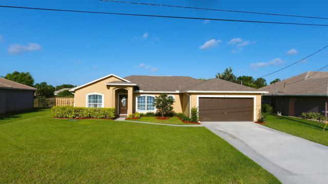 5867 NW Zenith Drive, Port Saint Lucie, FL 34953 (MLS #RX-10513881) :: EWM Realty International