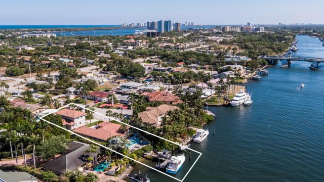 2077 N Waterway Drive, North Palm Beach, FL 33408 (#RX-10513915) :: Blue to Green Realty