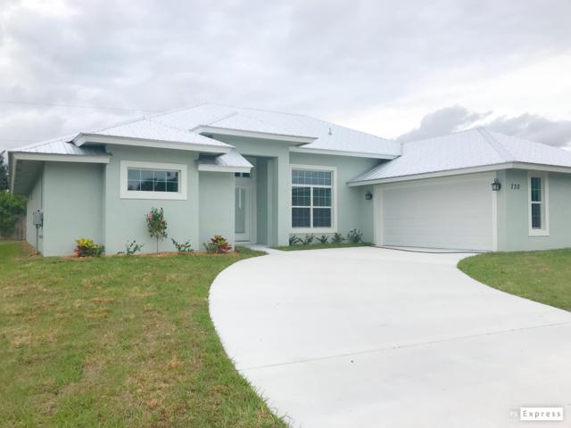 730 SW Carmelite Street, Port Saint Lucie, FL 34983 (#RX-10514031) :: Ryan Jennings Group