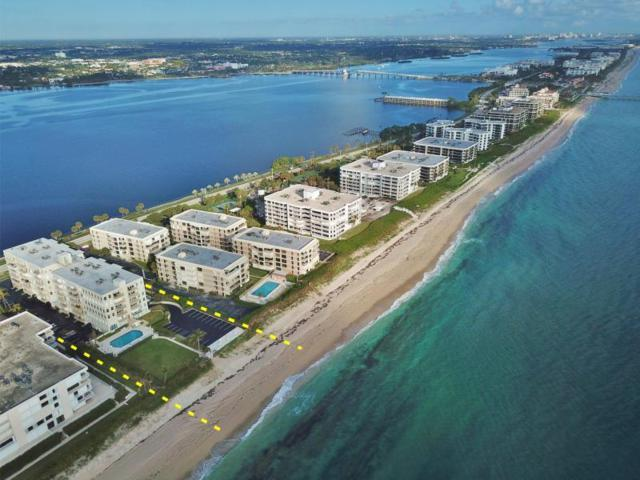 3230 S Ocean Boulevard A102, Palm Beach, FL 33480 (#RX-10514101) :: Blue to Green Realty