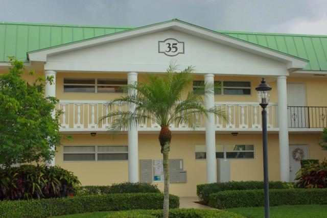 35 Colonial Club Drive #100, Boynton Beach, FL 33435 (#RX-10514250) :: Ryan Jennings Group