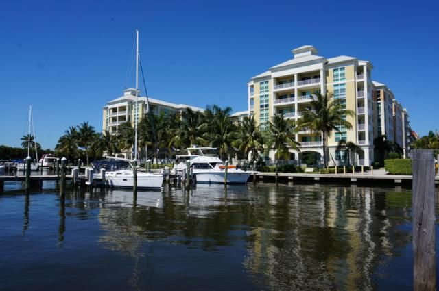 806 E Windward Way Ph1, Lantana, FL 33462 (MLS #RX-10514347) :: Berkshire Hathaway HomeServices EWM Realty