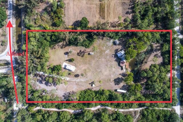 3995 A Road, Loxahatchee Groves, FL 33470 (#RX-10514429) :: Blue to Green Realty