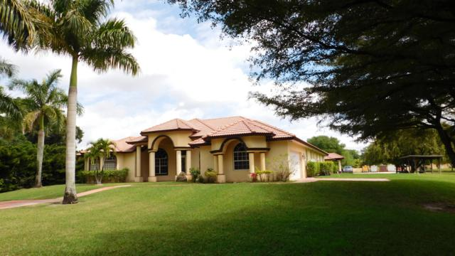 2880 B Road, Loxahatchee Groves, FL 33470 (#RX-10514481) :: Blue to Green Realty
