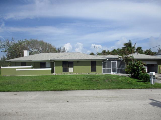 928 Jackson Way, Hutchinson Island, FL 34949 (MLS #RX-10514491) :: EWM Realty International