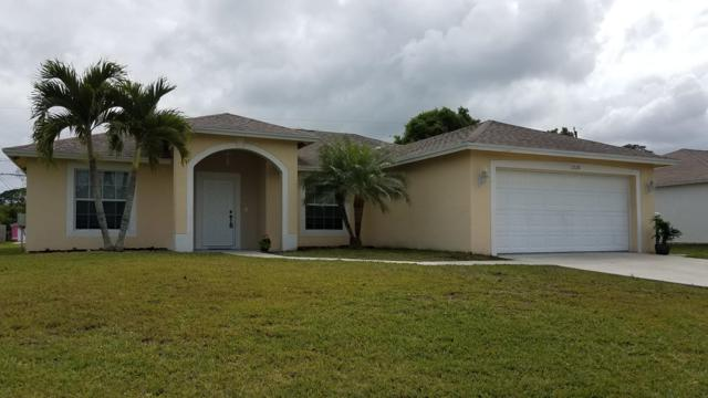 1220 SW Janette Avenue, Port Saint Lucie, FL 34953 (#RX-10514718) :: The Reynolds Team/Treasure Coast Sotheby's International Realty