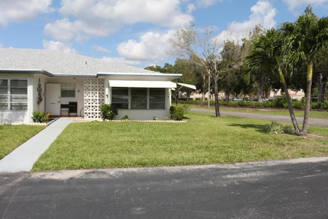 1072 North Drive D, Delray Beach, FL 33445 (#RX-10514836) :: Weichert, Realtors® - True Quality Service