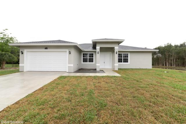 17150 93rd Road N, Loxahatchee, FL 33470 (#RX-10514883) :: Blue to Green Realty