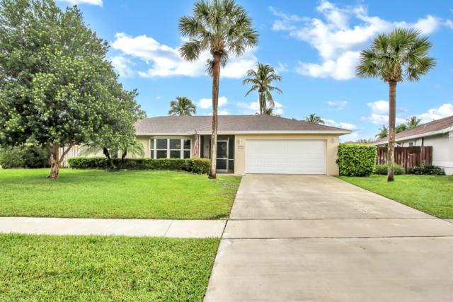 1100 Hickory Trail, Wellington, FL 33414 (#RX-10514934) :: Blue to Green Realty