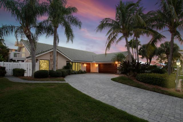 126 Anchorage Drive S, North Palm Beach, FL 33408 (#RX-10515010) :: Blue to Green Realty