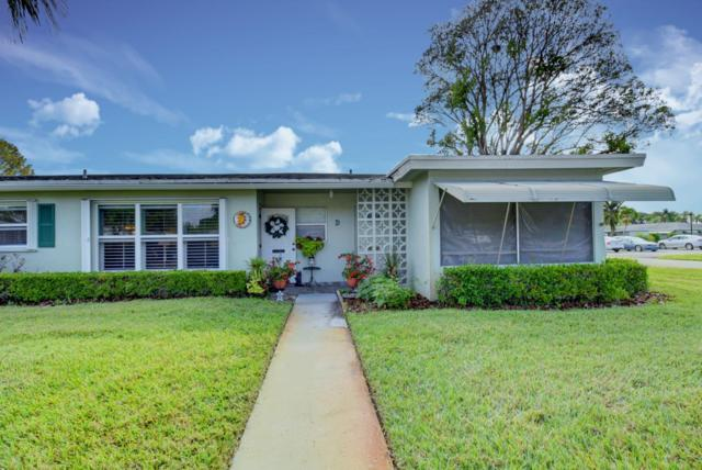 525 High Point Drive C, Delray Beach, FL 33445 (#RX-10515038) :: Blue to Green Realty
