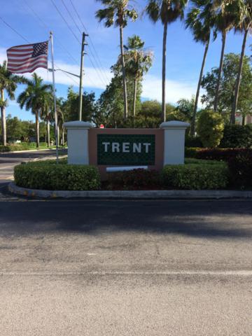 7723 Trent Drive #112, Tamarac, FL 33321 (#RX-10515064) :: Blue to Green Realty