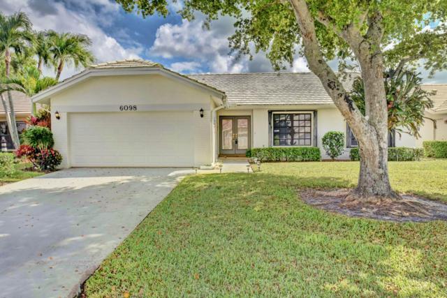6098 Petaluma Drive, Boca Raton, FL 33433 (#RX-10515091) :: Blue to Green Realty