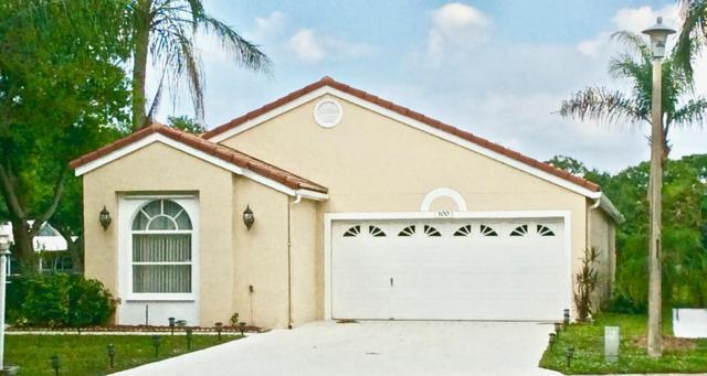100 Rosewood Lane, Greenacres, FL 33463 (#RX-10515199) :: Weichert, Realtors® - True Quality Service
