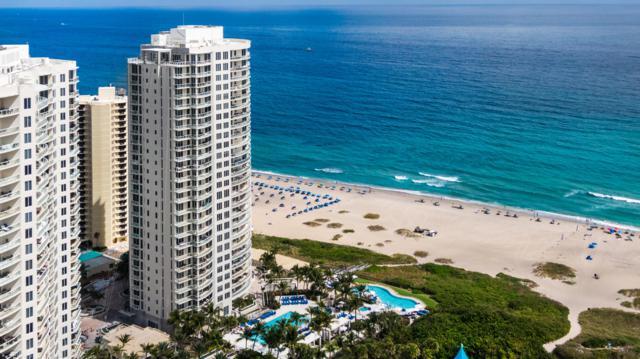 2700 N Ocean Drive 1102A, Riviera Beach, FL 33404 (#RX-10515224) :: Ryan Jennings Group