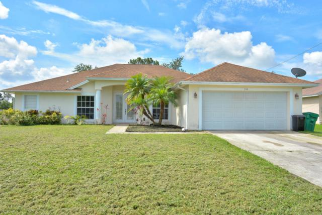 720 SW Gretchen Terrace, Port Saint Lucie, FL 34953 (#RX-10515234) :: The Reynolds Team/Treasure Coast Sotheby's International Realty