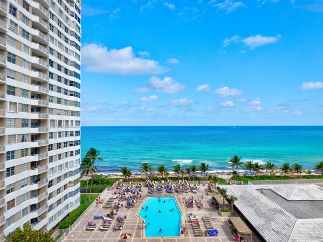 1950 S Ocean Drive 21E, Hallandale Beach, FL 33009 (MLS #RX-10515243) :: Castelli Real Estate Services