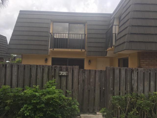 735 7th Way S, West Palm Beach, FL 33407 (MLS #RX-10515648) :: EWM Realty International