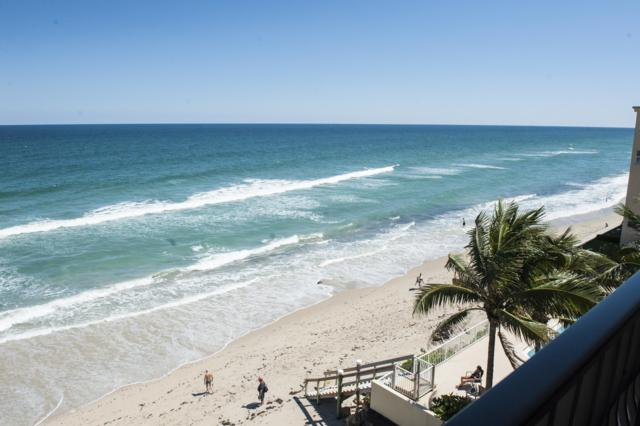 4000 S South Ocean Boulevard #501, South Palm Beach, FL 33480 (#RX-10515943) :: Ryan Jennings Group