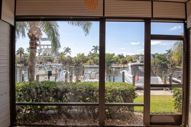 240 Captains Walk #504, Delray Beach, FL 33483 (MLS #RX-10515962) :: Berkshire Hathaway HomeServices EWM Realty