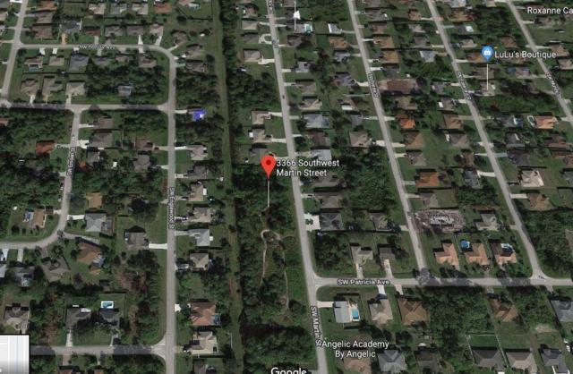 3366 SW Martin Street, Port Saint Lucie, FL 34953 (#RX-10516111) :: Ryan Jennings Group