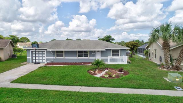 9254 Gettysburg Road, Boca Raton, FL 33434 (MLS #RX-10516162) :: Berkshire Hathaway HomeServices EWM Realty