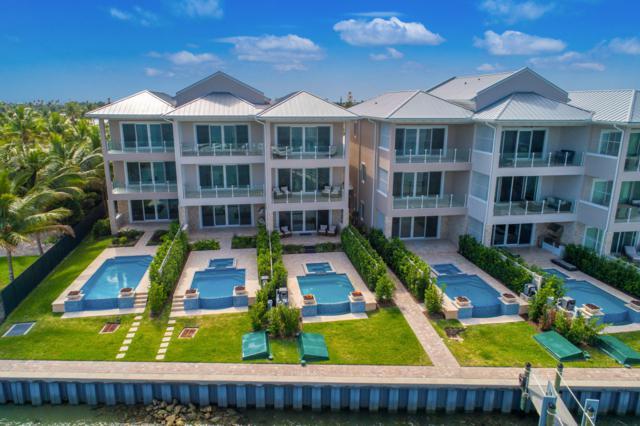 1460 Seaway Drive #3, Fort Pierce, FL 34949 (MLS #RX-10516521) :: Berkshire Hathaway HomeServices EWM Realty