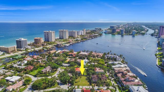 750 Palm Avenue W, Boca Raton, FL 33432 (#RX-10516845) :: Ryan Jennings Group
