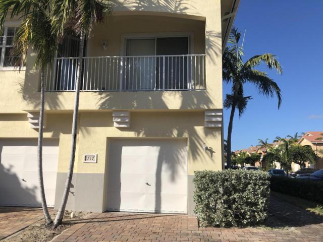 1717 Carvelle Drive, Riviera Beach, FL 33404 (MLS #RX-10516880) :: EWM Realty International