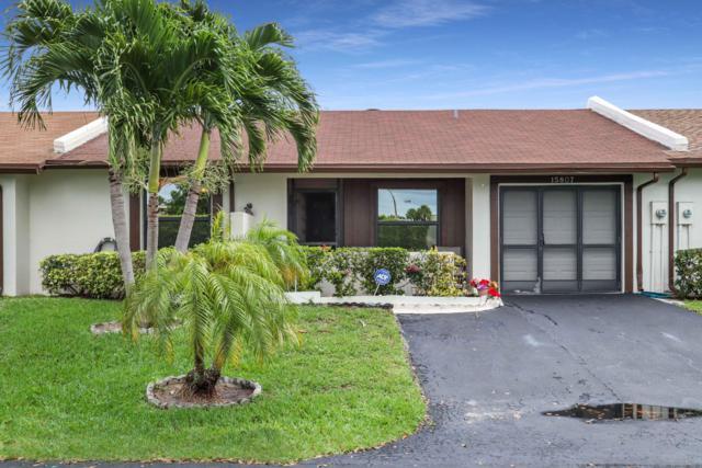 15807 Forsythia Circle, Delray Beach, FL 33484 (MLS #RX-10516921) :: EWM Realty International