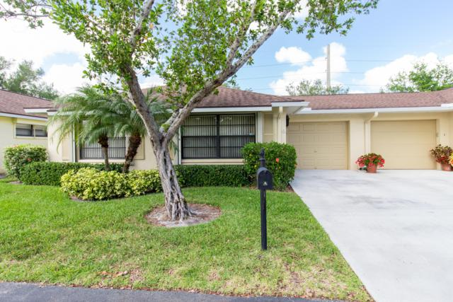 9825 Tabebuia Tree Drive A, Boynton Beach, FL 33436 (MLS #RX-10517291) :: EWM Realty International