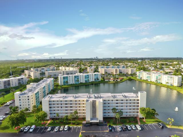111 SE 3rd Avenue #505, Dania Beach, FL 33004 (MLS #RX-10517428) :: Castelli Real Estate Services