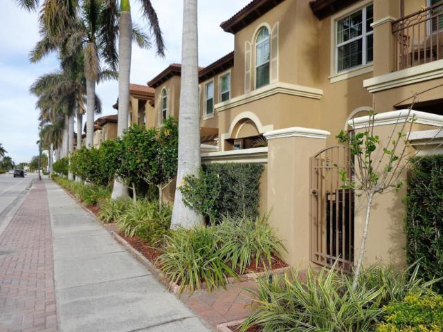 3120 Waterside Circle, Boynton Beach, FL 33435 (MLS #RX-10517493) :: EWM Realty International
