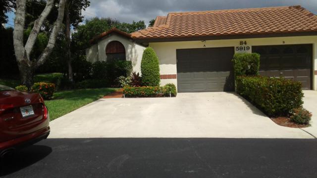 5919 Autumn Lake Lane A, Boynton Beach, FL 33437 (MLS #RX-10517513) :: EWM Realty International