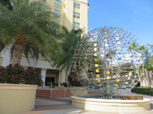 610 Clematis Street #816, West Palm Beach, FL 33401 (MLS #RX-10518066) :: Berkshire Hathaway HomeServices EWM Realty