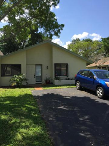 3712 Arelia Drive S, Delray Beach, FL 33445 (MLS #RX-10518087) :: Berkshire Hathaway HomeServices EWM Realty