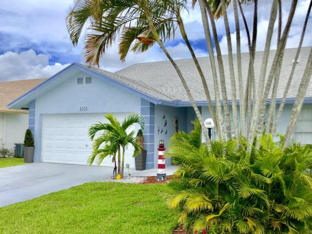 5305 Garrett Lane, West Palm Beach, FL 33417 (#RX-10518096) :: The Reynolds Team/Treasure Coast Sotheby's International Realty