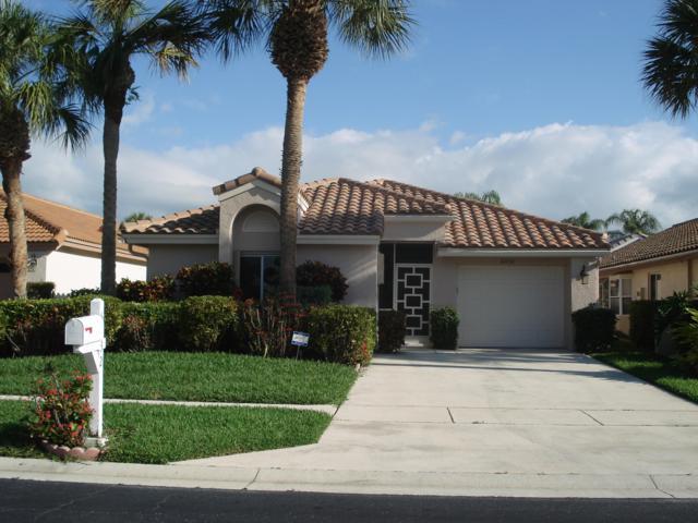 6032 Bay Isles Drive, Boynton Beach, FL 33437 (MLS #RX-10518254) :: The Paiz Group
