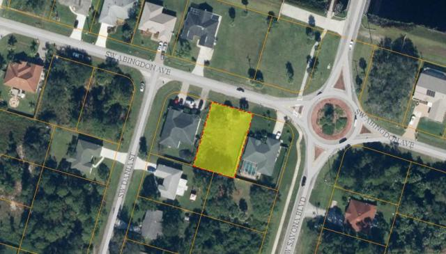 1282 SW Abingdon Avenue, Port Saint Lucie, FL 34953 (#RX-10518280) :: Weichert, Realtors® - True Quality Service