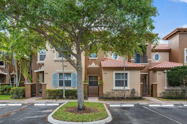 2939 Hope Valley Street #302, West Palm Beach, FL 33411 (MLS #RX-10518427) :: EWM Realty International