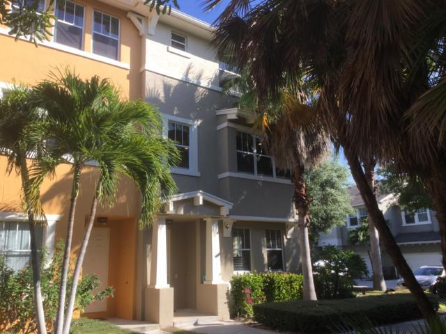 1710 Mission Court #5, West Palm Beach, FL 33401 (MLS #RX-10518439) :: Berkshire Hathaway HomeServices EWM Realty
