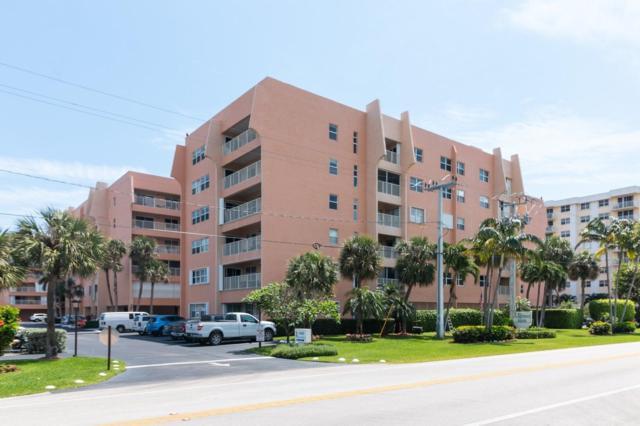 3520 S Ocean Boulevard H505, South Palm Beach, FL 33480 (#RX-10518544) :: The Reynolds Team/ONE Sotheby's International Realty