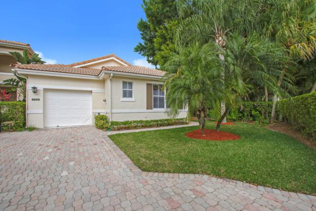 8205 Sandpiper Way, West Palm Beach, FL 33412 (MLS #RX-10518626) :: Berkshire Hathaway HomeServices EWM Realty