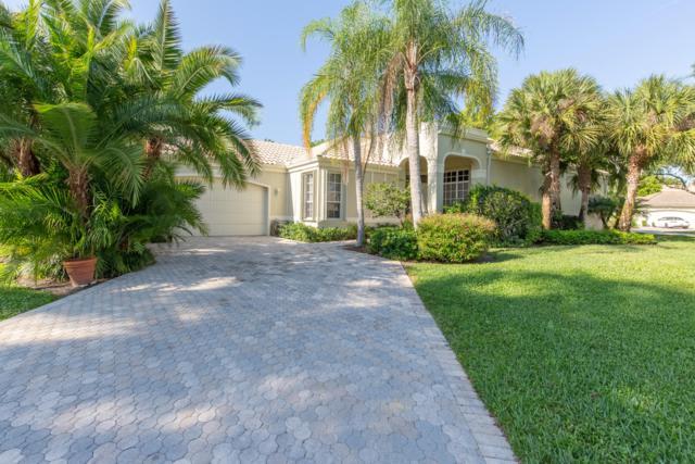 2545 Players Court, Wellington, FL 33414 (MLS #RX-10518863) :: Berkshire Hathaway HomeServices EWM Realty