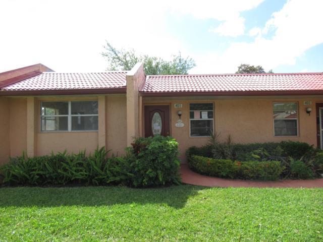 401 Lake Helen Drive, West Palm Beach, FL 33411 (MLS #RX-10519165) :: EWM Realty International