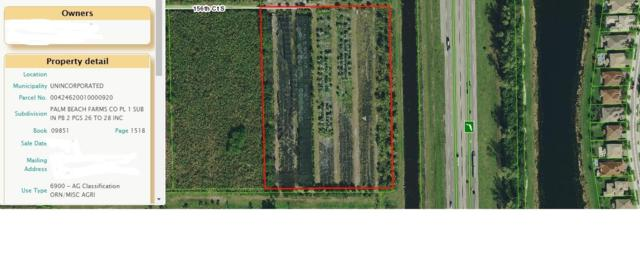 000 Vacant Lot, Delray Beach, FL 33446 (#RX-10519218) :: The Rizzuto Woodman Team