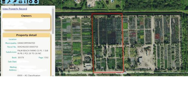 000 Vacant Lot 0750, Delray Beach, FL 33446 (#RX-10519220) :: The Rizzuto Woodman Team