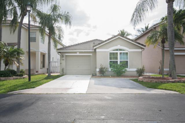 7180 Key Largo Way, Lake Worth, FL 33467 (MLS #RX-10519470) :: Berkshire Hathaway HomeServices EWM Realty
